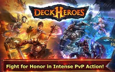 Deck Heroes 3.5.0 Screenshot 1