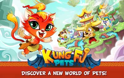 Kung Fu Pets 1.0.7 Screenshot 1