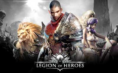 Legion of Heroes 1.4.19 Screenshot 1