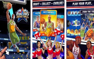 Rival Stars Basketball 1.8.1 Screenshot 1