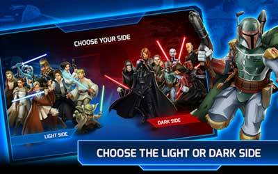 Star Wars : Galactic Defense 1.2.3 Screenshot 1