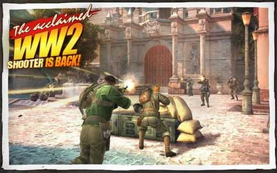 Brothers in Arms 3 1.0.3 Screenshot 1