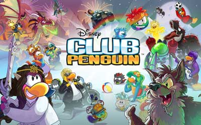 Club Penguin 1.6.4 Screenshot 1
