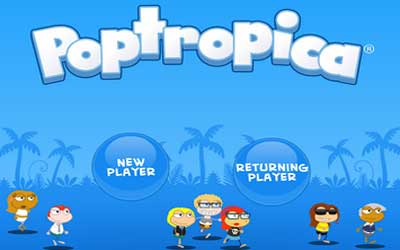 Poptropica 2.11.22 Screenshot 1