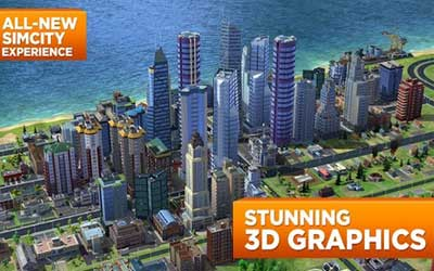 SimCity BuildIt 1.7.7.34252 Screenshot 1