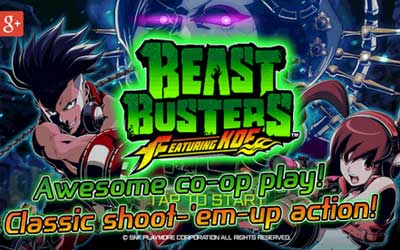 BEAST BUSTERS featuring KOF 1.3.0 Screenshot 1