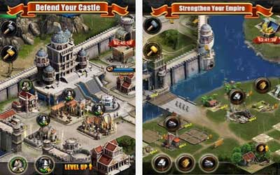 Clash of Kings 1.1.6 Screenshot 1