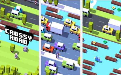 Crossy Road 1.0.3 Screenshot 1