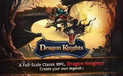 Dragon Knights 1.0.4 Screenshot 1