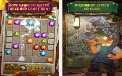 Gemcrafter: Puzzle Journey 1.1.0 Screenshot 1