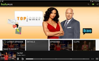 Hulu 2.17.2.202135 Screenshot 1