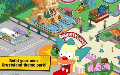 The Simpsons™: Tapped Out 4.17.2 Screenshot 1
