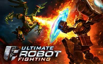 Ultimate Robot Fighting 1.0.22 Screenshot 1