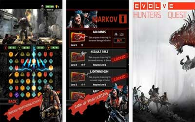 Evolve: Hunters Quest 1.4.0.124770 Screenshot 1