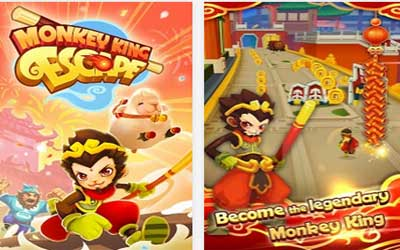 Monkey King Escape 1.0.6 Screenshot 1