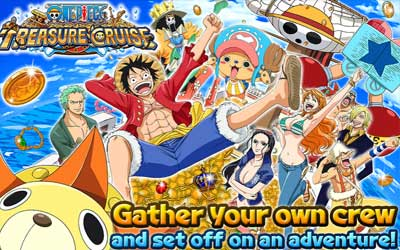 ONE PIECE TREASURE CRUISE 1.0.3 Screenshot 1