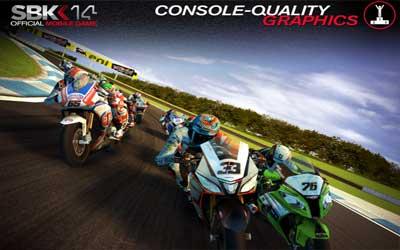 SBK14 Official Mobile Game 1.4.5 Screenshot 1