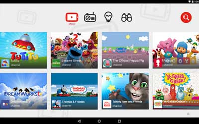 YouTube Kids 1.12.5 Screenshot 1