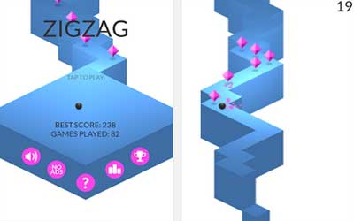 ZigZag 1.2 Screenshot 1