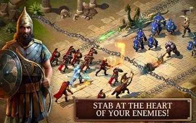 Age of Sparta 1.0.0h Screenshot 1