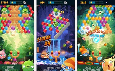 Angry Birds Stella POP! 1.0.16 Screenshot 1
