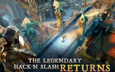 Dungeon Hunter 5 1.0.0j Screenshot 1