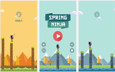 Spring Ninja 1.0.1 Screenshot 1