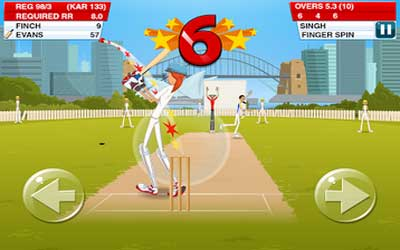 Stick Cricket 2 1.1.0 Screenshot 1
