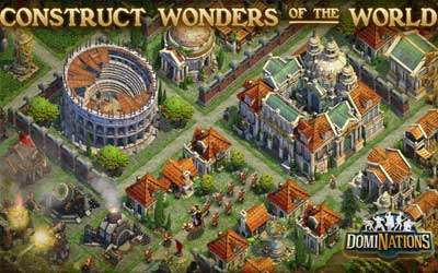 DomiNations 1.3.61 Screenshot 1