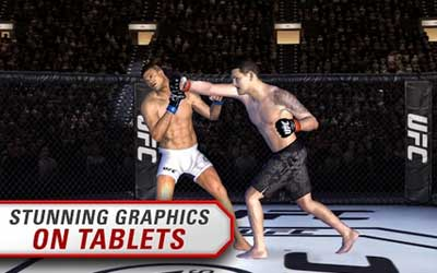 EA SPORTS UFC 1.1.748860 Screenshot 1
