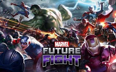 MARVEL Future Fight 1.3.2 Screenshot 1