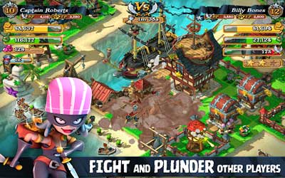 Plunder Pirates 1.7.1 Screenshot 1