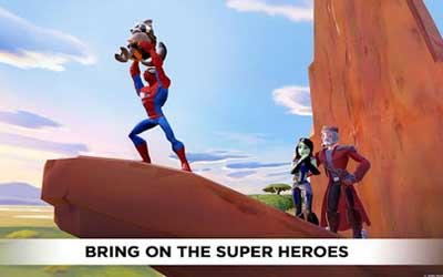 Disney Infinity: Toy Box 2.0 1.01 Screenshot 1