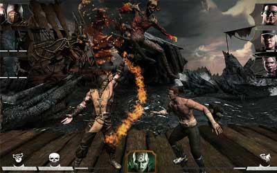 MORTAL KOMBAT X 1.5.0 Screenshot 1