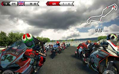 SBK15 Official Mobile Game 1.1.1 Screenshot 1