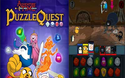 Adventure Time Puzzle Quest 1.3 Screenshot 1