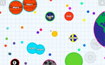 Agar.io 1.0.4 Screenshot 1