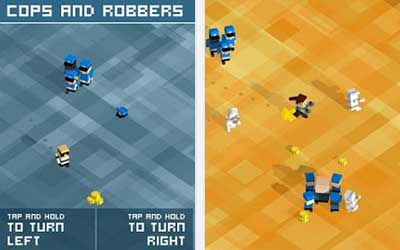 Cops and Robbers! 1.06 Screenshot 1
