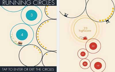 Running Circles 1.0.8 Screenshot 1