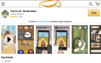 Amazon Underground 5.8.0.200 Screenshot 1