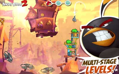 Angry Birds 2 2.1.0 Screenshot 1