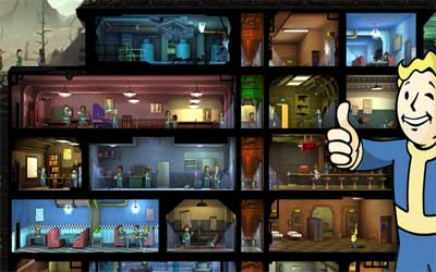 Fallout Shelter 1.1 Screenshot 1