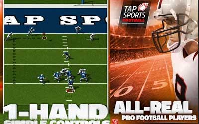 TAP SPORTS FOOTBALL 1.0.3 Screenshot 1